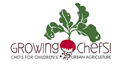 Growing chefs ontario logo