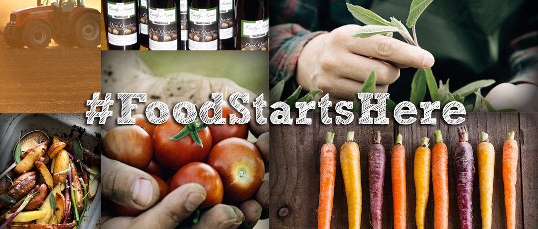 Why #FoodStartsHere