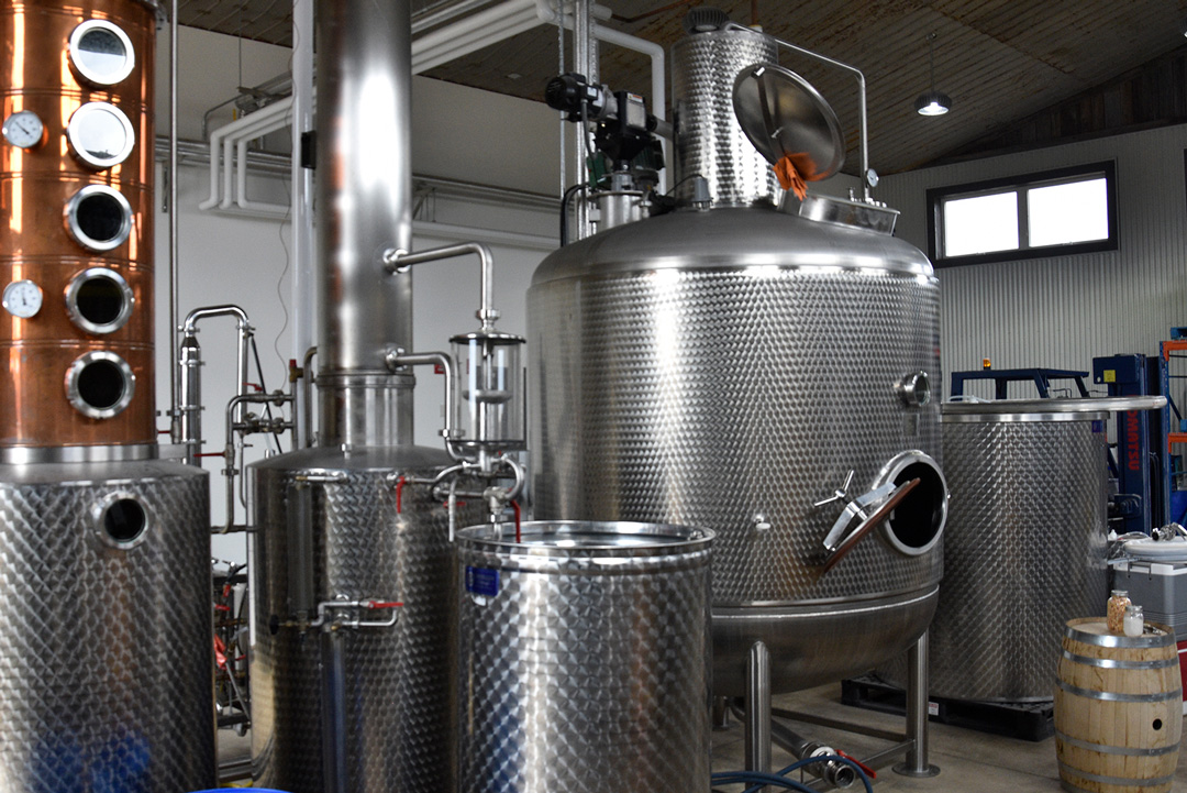 Distilling - A New Craft Opportunity Awaits